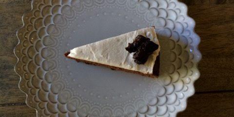 Gluten Free Chocolate & Prune Cake