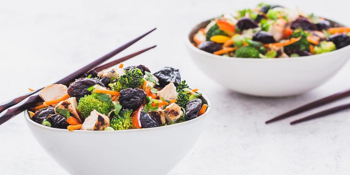 Zesty Asian Chicken Salad
