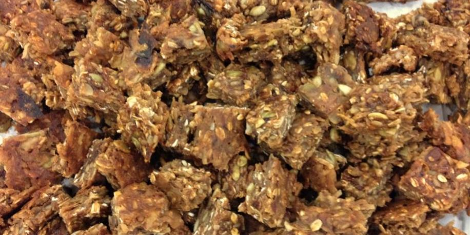 California Prune Snack Bars